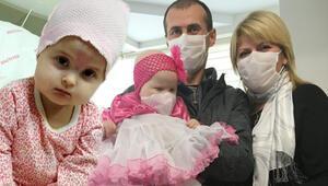 Ukraynadan geldi, Antalyada sağlığına kavuştu...