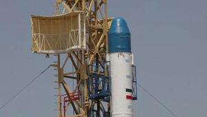 İran uydu gönderme programıyla balistik füze denemesi yapıyor