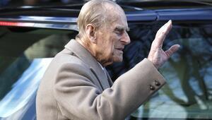 97 yaşındaki Prens Philip trafik kazası geçirdi