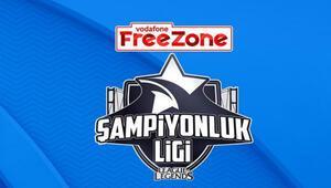 Vodafone Freezone Şampiyonluk Ligi 2019 Kış Mevsimi başlıyor