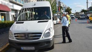 İçişleri Bakanlığı: 167 okul servisi trafikten men edildi