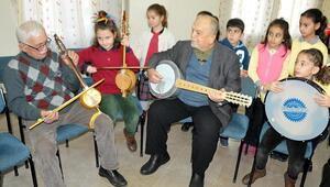 Koçarlıda eski topraklardan yeni nesle müzik eğitimi