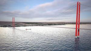 Son dakika Binali Yıldırım duyurdu... 1915 Çanakkale Köprüsü daha erken bitecek