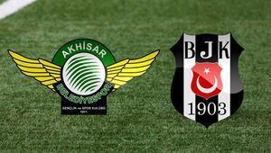 Akhisarspor Beşiktaş maçı ne zaman saat kaçta