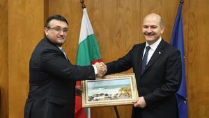 İçişleri Bakanı Soylu Bulgaristanda