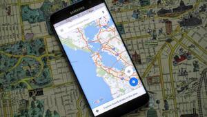 Google Haritalar yoldaki radarları göstermeye başlıyor