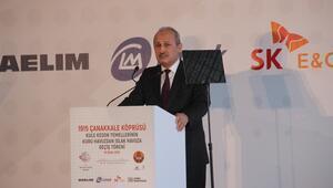 Bakan Turhan: Bölge ekonomisi şahlanacak, uzaklar yakın olacak