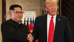 Trump-Kim Jong-un zirvesinin tarihi belli oldu