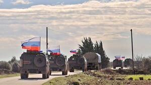 Ruslardan terör devriyesi
