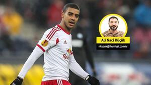 Alan Carvalhodan Galatasaraya mesaj