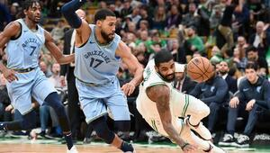 Celtics, Irvingle kazandı 38 sayı...