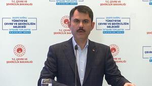 Bakan Kurum'dan Türkiye Emlak Katılım Bankası açıklaması