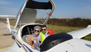 Selçuk Bayraktar pilotluk kursunu başarıyla tamamladı