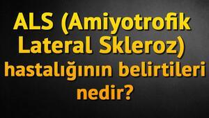 ALS (Amiyotrofik Lateral Skleroz) nedir