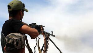 Haşdi Şabi Suriyenin iç kesiminde DEAŞı vurdu