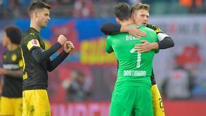 Dortmund, Leipzigi tek golle geçti
