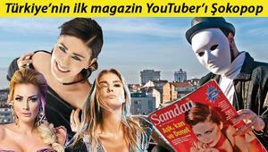 Türkiyenin ilk magazin YouTuberı Şokopop: En çok Yıldız-Sezen küslüğü merak ediliyor