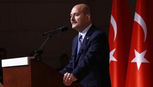 Soylu: PKKnın Karadeniz Bölgesine açılmasının önüne geçtik
