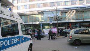 Frankfurt 1 No'da 'NSU 2.0' protestosu: Devlete güvenimiz sarsıldı