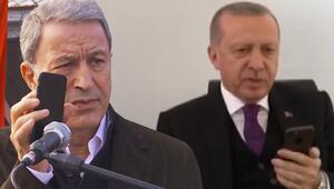 Son dakika: Cumhurbaşkanı Erdoğandan Afrin kahramanlarına telefon sürprizi