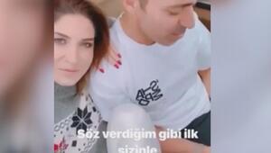 Mustafa Sandal, aşkını sosyal medyadan ilan etti