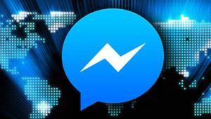 Facebook Messengerın yeni görünümü ortaya çıktı