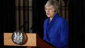 İngiltere Başbakanı May, Brexit için B Planını açıklayacak