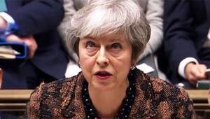 Theresa May B planını açıkladı