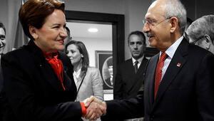 Son dakika...Kılıçdaroğlu ve Akşener buluştu: İttifakta sorunlar aşıldı