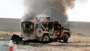ABD-SDG konvoyuna intihar saldırısı: 5 ölü
