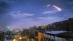 İsrail: İran'ı Suriye'de vurduk