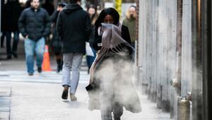 ABDde aşırı soğuk hava 8 can aldı