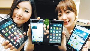 Telefon pazarında Güney Kore gözden düşüyor