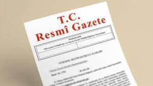 Atama ve görevden alma kararları Resmi Gazetede