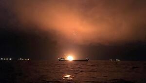 Kerç Boğazı'ndaki gemi yangınında umutlar tükeniyor