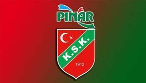 Pınar Karşıyakanın rakibi Szolnoki Olaj