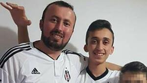 Baba ve oğlundan kahreden haber