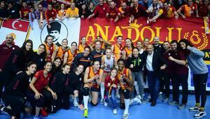 Galatasaray HDI Sigortadan büyük başarı