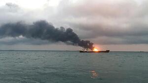 Tanker Faciası: 8'i Türk 14 kişi öldü