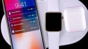 Appleın kablosuz şarj cihazı AirPower ne zaman satışa çıkacak