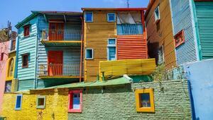 Tarih ve sanatın aynı sokakta buluştuğu yer: Buenos Aires