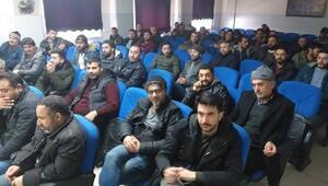 Karakoçandan üreticilere besi sığırcılığı kursu