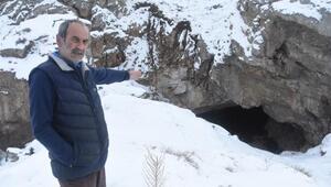 İçi suyla dolu gizemli mağara keşfedilmeyi bekliyor