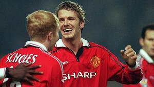 David Beckhamdan flaş hamle 92 jenerasyonu...