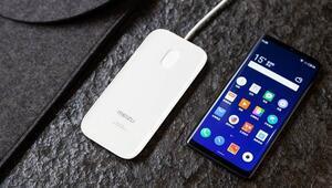 Meizudan fiziksel tek bir tuşu dahi olmayan telefon
