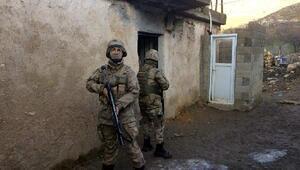 Eruhta PKK operasyonu: 7 gözaltı