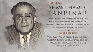 Ahmet Hamdi Tanpınar kimdir Vefat yıl dönümünde anılıyor