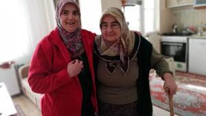 Mengende yaşlı ve hastalara evde destek