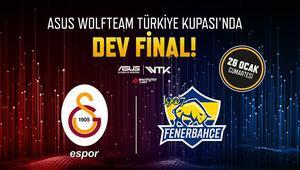 Wolfteamde dev final: 1907 Fenerbahçe - Galatasaray Espor