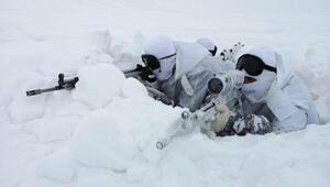 Çetin kış şartlarında operasyonlar aralıksız sürüyor